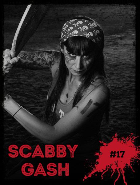 Scabby Gash