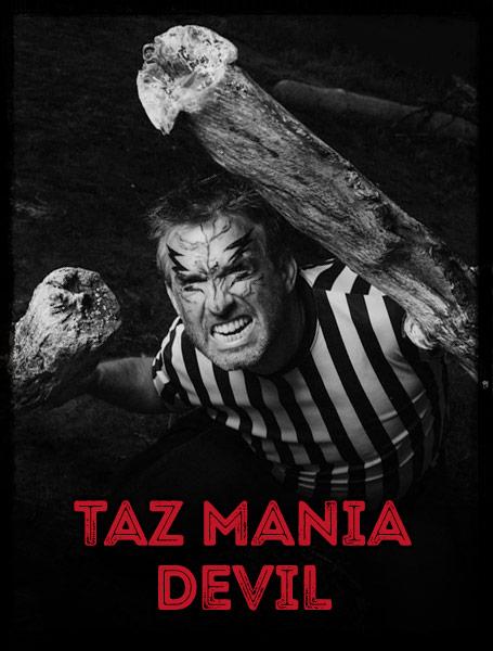 Taz Mania Devil